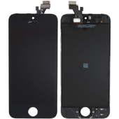 Replacement for BLACK iPhone 5S Screen Panel LCD + Touch Digitizer + Glass