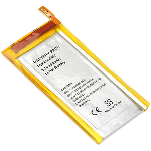 Replacement Battery for A1320 iPod Nano 5th Gen 5 5G 616-0469 616-0467