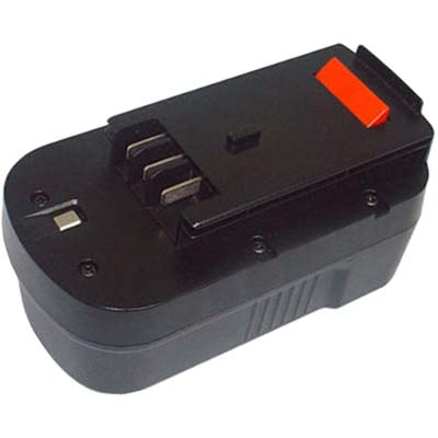 Replacement Battery 3000mAh for Black & Decker FS18FL, FSB18, FS180BX, FS18BX, A18