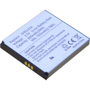 Replacement Battery for SHELL01A Doro PhoneEasy 612 610 605 410 409