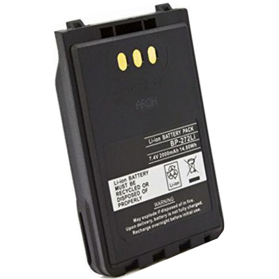 Replacement Battery for iCOM BP-272 BP-271 bp-272li ID-31A ID-31E ID-51A ID-51E