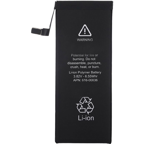 Replacement for 4.7 inch iPhone 6s Battery 616-00036 616-00033 A1633 A1688 A1691 A1700