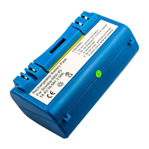 Replacement Battery for iRobot Scooba 330 340 350 590 5800 5900 5920 6000 5950