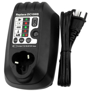 Replacement DC10WB Charger for Makita DC10WA BL1013 BL1014