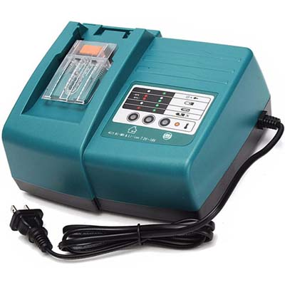 Replacement 18V Charger for Makita DC18RA DC18RB BL1820 BL1830 BL1830B