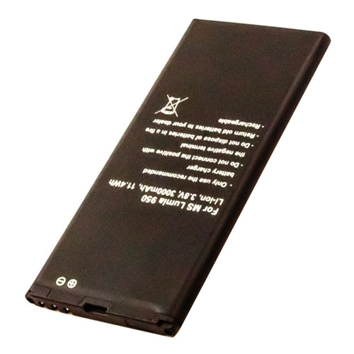 BV-T5E Lumia 950 Battery RM-1105 Battery RM-1104 RM-1106