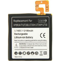Replacement Battery for LIS1499ERPC Sony Xperia T LT30p Battery LT30AT LT30i