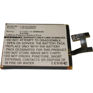 Replacement Battery for LIS1502ERPC Sony Xperia Z C6602 C6603 L36h L36i L36 Battery