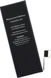 Replacement for iPhone 5S Battery 616-0720 616-0721 616-0728