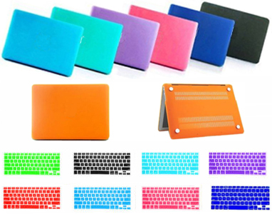 Case/Cover/Skin/Shell for Macbook Air 11 A1370/A1465 + Keyboard Skin