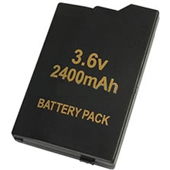 Expended PSP-3000 Battery PSP-S110 Sony slim PSP-3001 PSP-3002 PSP-3003 players
