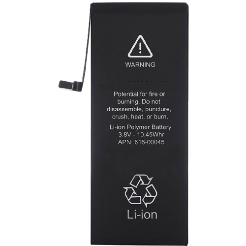 Replacement for 5.5 inch iPhone 6s Plus Battery 616-00042 616-00045 A1634 A1687 A1690 A1699