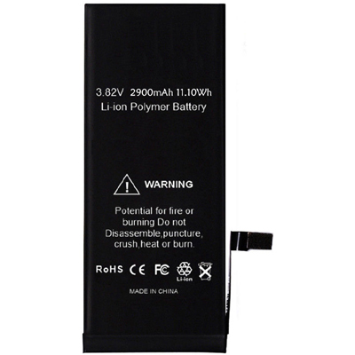 Replacement for 5.5 inch iPhone 7 Plus Battery A1661 A1784 A1785 616-00249 616-00250 616-00252