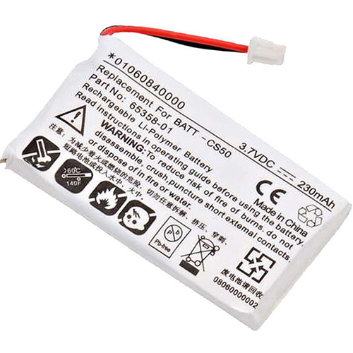 Replacement 202599-03 Battery for Plantronics Savi W410 W420 W710 W720 WO300 WO350 Headsets