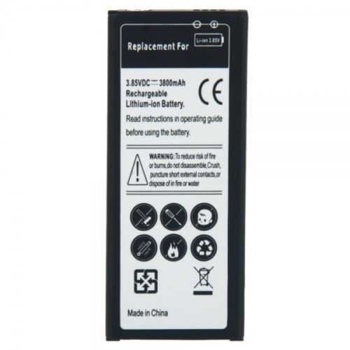 Replacement battery for EB-BN916BBC Samsung Galaxy Note 4 N910, N910F, N910H, N9100